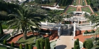 Haifa...Bah\'ai Temple