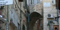 Jerusalem steps