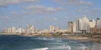 Tel Aviv View from Yafo