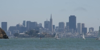 View of SF from Tiburon