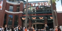 AT&T Baseball Park-Home of the Giants
